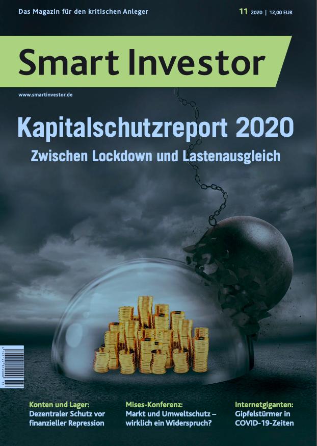 Smart Investor Ausgabe 10/2020